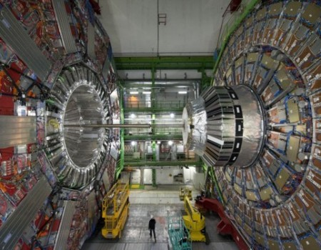 L'accélérateur de particules du CERN