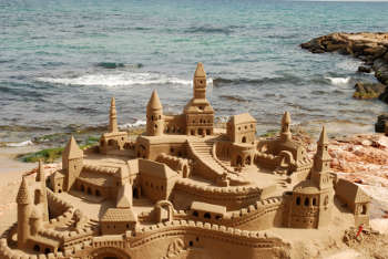 Les concours de sculptures sur sable