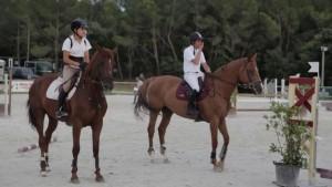 les métiers en rapport avec chevaux et compétition
