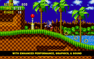 Sonic the hedgehog jeu vidéo