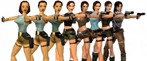 tomb raider II lara croft