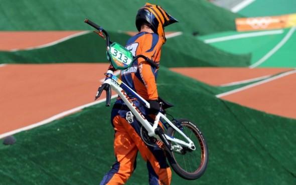 BMX JO Rio 2016