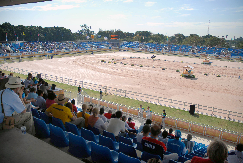 Jeux olympiques équestres, Rio 2016, concours complet