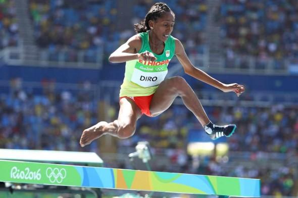 Etenesh Diro JO Rio 2016