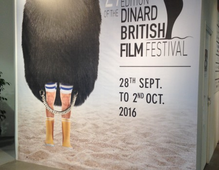 Le Festival du film britannique de Dinard