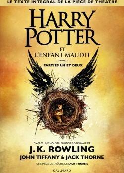 Harry Potter et l'enfant maudit de J.K. Rowling