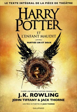 Harry Potter et l'enfant maudit de J.K. Rowling
