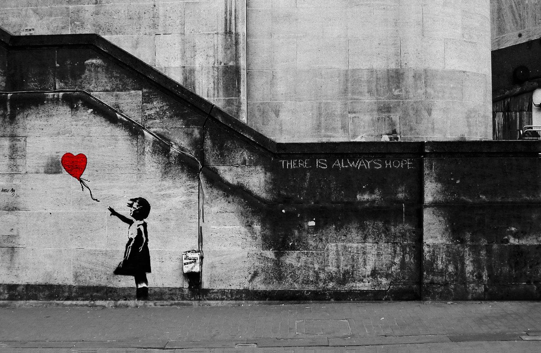 Banksy | Magazine Cheval / MonChval Mag : Bien plus qu'un ...