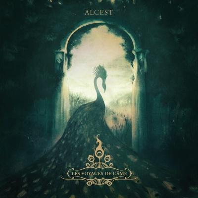 Pochette de Les Voyages de l'âme d'Alcest