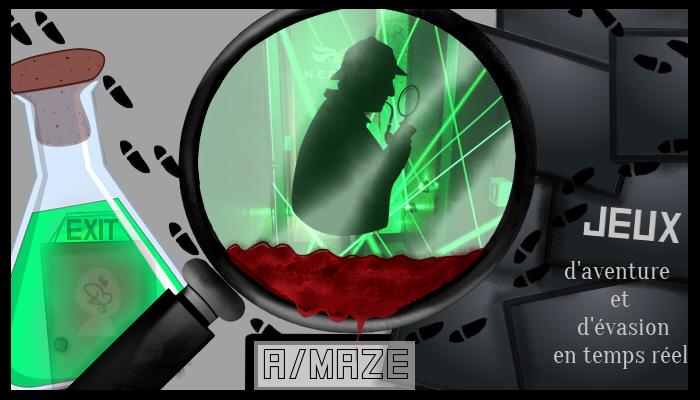 A/Maze : un jeu d'évasion à Montréal