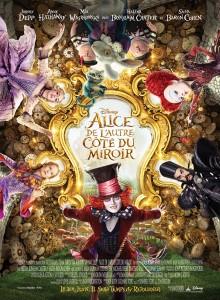 Affiche du film Alice de l'autre côté du miroir