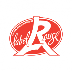 Logo Label Rouge INAO