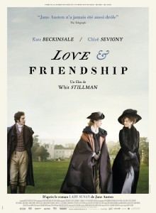 Affiche du film Love and friendship