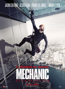Affiche du film Mechanic Resurrection