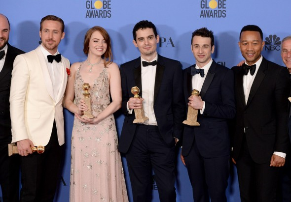 74th Golden Globe Awards Press Room
