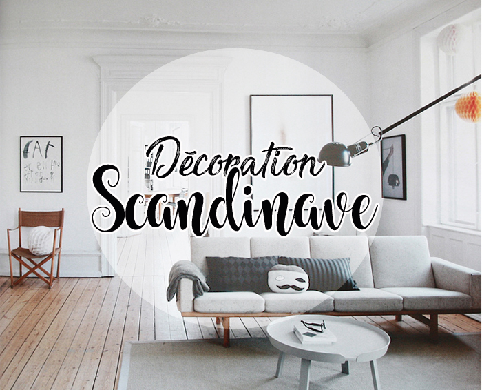 D coration d 39 int rieur le style scandinave for Decoration appartement style scandinave