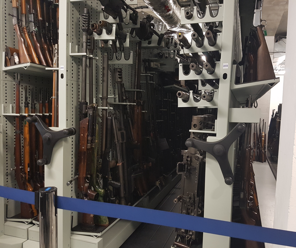 Collection armes