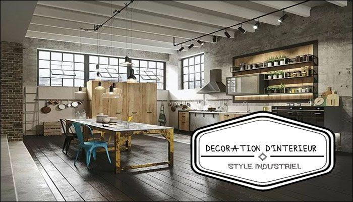 Décoration d'intérieur : le style industriel