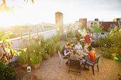 jardin sur toit pour les citadins