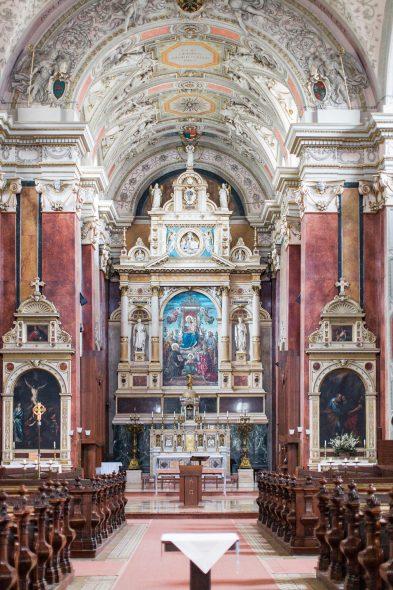 Eglise Schottenkirche de Vienne