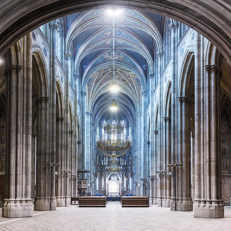 Les principaux styles architecturaux des églises catholiques