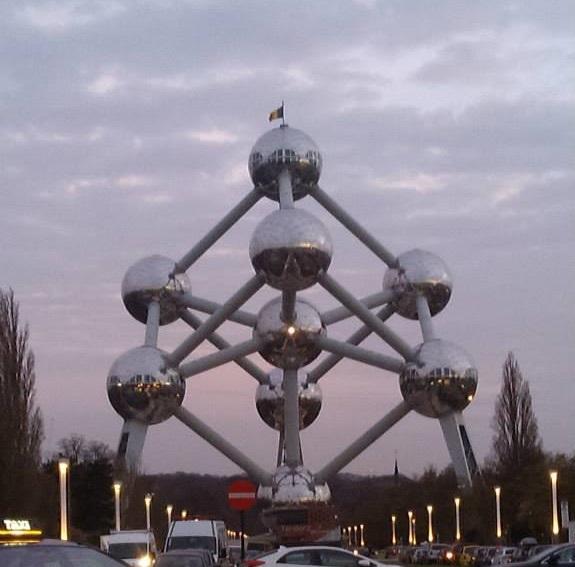 Un monument belge qui existe depuis 1958.