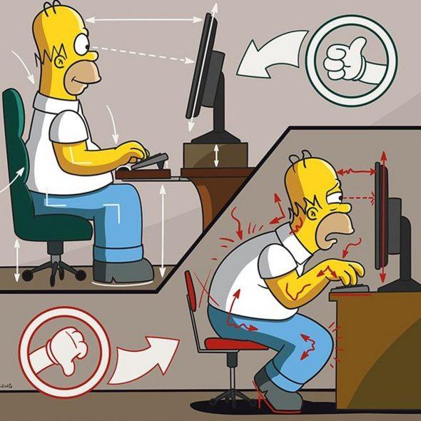 Ergonomie au travail - la démarche ergonomique