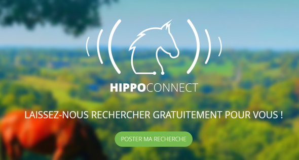 HippoConnect petite annonce cheval