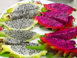 Pitaya ou fruit du dragon