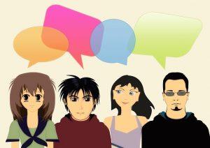 Communication dans une colocation