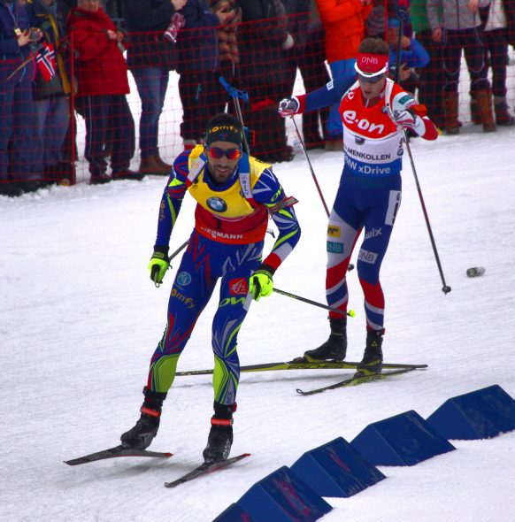 Biathlon Martin Fourcade