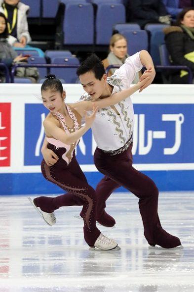 Ryom Tae-ok et Kim Ju-sik Corée du Nord Jeux Olympiques de Peyongchang 2018 polémiques