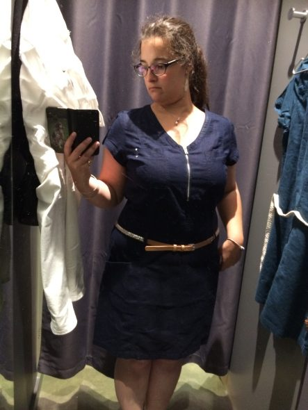 Partage d'expérience sur la perte de poids - le besoin de racheter des vêtements