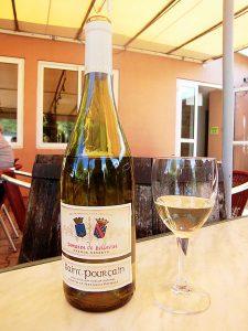 Le vin de Saint-Pourçain est une spécialité culinaire d'Auvergne