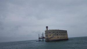 Fort Boyard : lieu historique et lieu de tournage