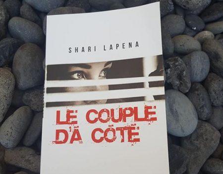 Critique de livre : Le couple d'à côté de Shari Lapena