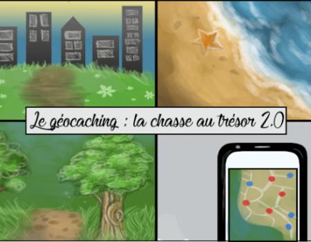 Le géocaching: la chasse au trésor 2.0