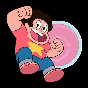 Illustration de Steven