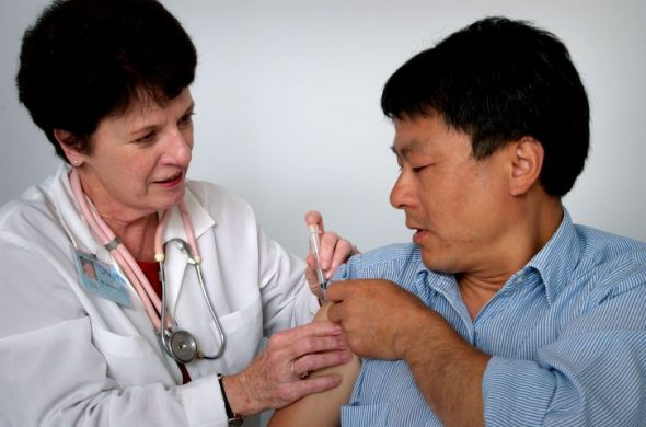 Il est possible de se faire vacciner contre la dengue grâce au Dengvaxia