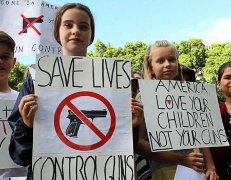 Le contrôle des armes à feu aux États-Unis
