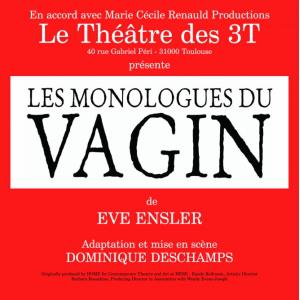 Affiche Monologues du vagin 3T