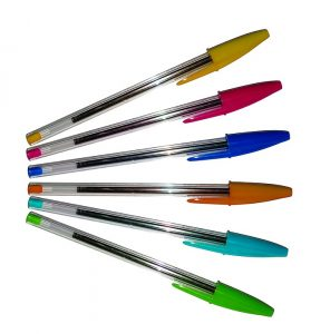 Des stylos comme oeuvre