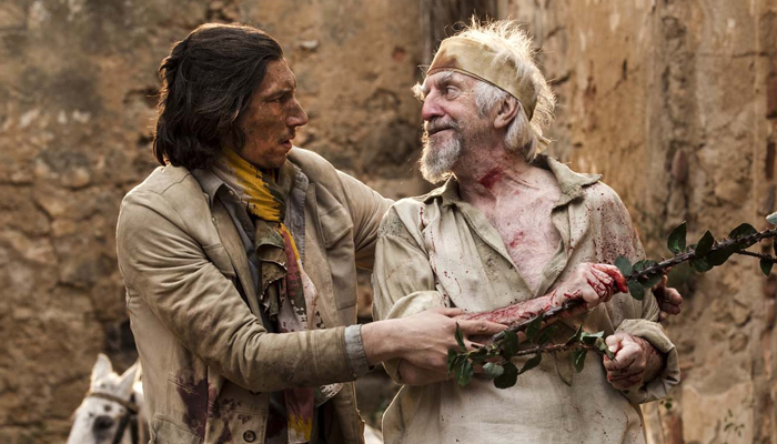 L'Homme qui tua Don Quichotte, le film maudit de Terry Gilliam