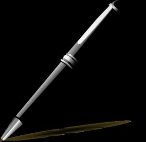 Le stylo bille un outil de dessin