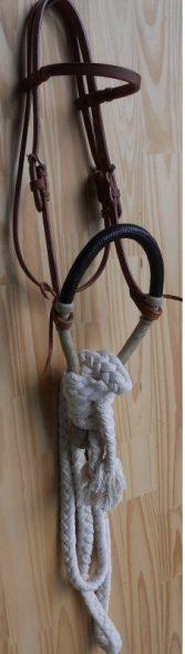 Image d un bosal en vente chez equioement-western.com