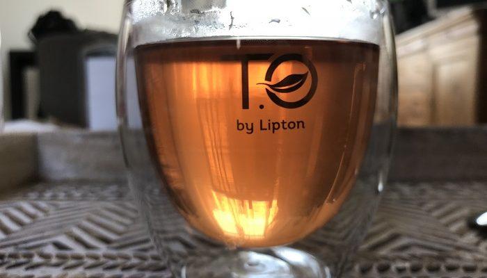 La machine à thé T.O by Lipton