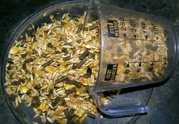 Dosage des granulés