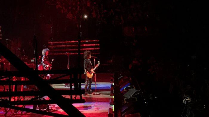 Raise Vibration Tour de Lenny Kravitz à Paris