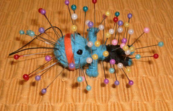 Prix Ig Nobel 2018 poupée vaudou