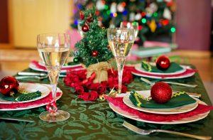 Un repas de Noël solidaire